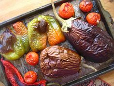 bulgarian eggplant dip kyopolou more eatin healthy dip kyopolou dips ...