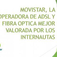  La Asociación de Internautas españoles ha publicado el VI Estudio sobre los operadores de acceso fijo en España y los resultados del mismo han servido par. http://slidehot.com/resources/movistar-la-operadora-de-adsl-y-fibra.30922/