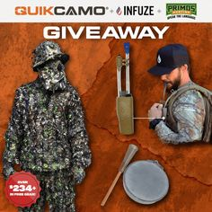 Turkey Hunting Gear, 2002 Jeep Wrangler, Camo Gear, Advertising And Promotion, Gears, Competition, Giveaways, Oatmeal Diet