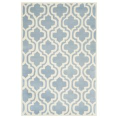 Shop Safavieh  CHT727B Chatham Blue and Ivory Area Rug at Lowe's Canada. Find our selection of area rugs at the lowest price guaranteed with price match + 10% off.