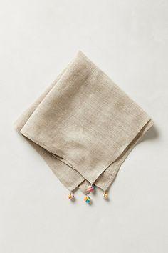 chindi napkin #anthrofave #anthropologie