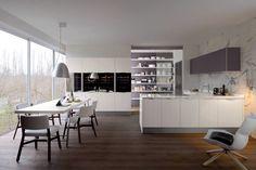 Veneta Cucine kitchen cabinets