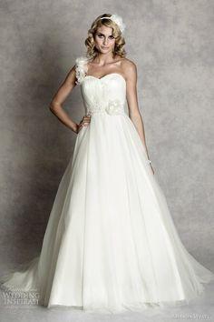 wedding gown~