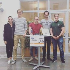 Our team of Smart CV making the great offer for students to create an own Video CV today! We thank all who participated!  #SmartCV #Video #CV #student #life #business #entrepreneurship #new #venture #creation #creative #startup #startuplife #lund #university #Sverige #team #work #great #experience #thank #you #all #love #my #program #photooftheday