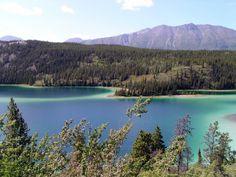 Emerald Lake; Yukon, Canada