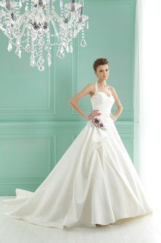 Sample Wedding Dress for Sale. Jasmine Bridal F141019 Wedding Dress $270.  Save 59% off retail.