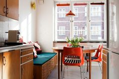 32 Kitchen Table Benches