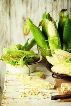 Country Living - fresh corn