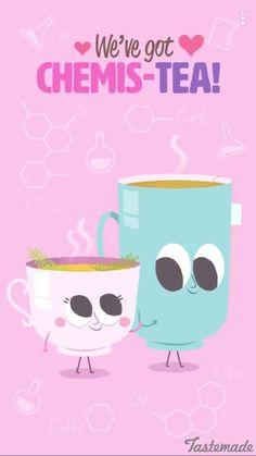 Tea food pun