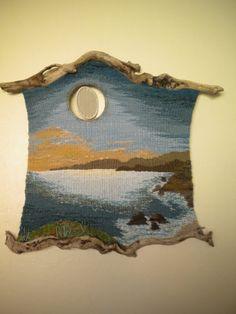 Wood 'n I Weavings : Thalia Truesdell