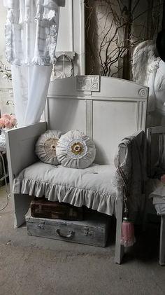vintage sessel h nge korbsessel shabby ein. Black Bedroom Furniture Sets. Home Design Ideas