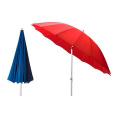 SAMSÖ umbrella - made for shade. The fabric gives you 97% protection from UV rays.