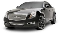 #Custom #Cadillac #CTS Grille Collection