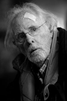 """""""Nebraska."""" Bruce Dern portrays an aging Montana man who is convinced that he's won a million dollars and has to go to Lincoln, Nebraska, to collect the money. His son drives him there via his hometown"""