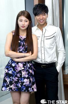 Interview lee seung gi and suzy
