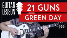 21 Guns Guitar Cover - Green Day