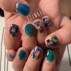 Nail gallery — ◻️💎▫️◽️🌹🌹🌹⬜️◻️ (at Shoe Nails, Nail Manicure, Diy Nails, Diy Nail Designs, Acrylic Nail Designs, Stylish Nails, Trendy Nails, Seasonal Nails, Happy Nails