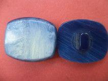 9 Knöpfe blau 22mm (6197-2) Jackenknöpfe Knopf