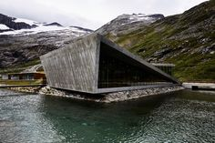 A writer finds emotional solace on some of Norway's scenic remote roads, which have been transformed into architectural wonders.
