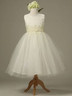 New Cinderella Flower Girl Dress for Just $33 00 Made in USA | eBay