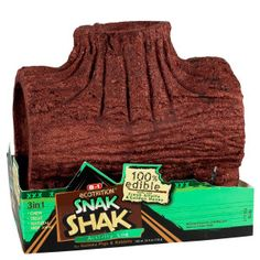 eCOTRiTiON™ SNAK SHAK™ Edible Small Animal Activity Log | Food | PetSmart