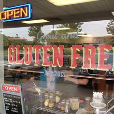 """Looking for a local gluten free restaurant? Try this app.(""""Find Me Gluten Free"""")"""