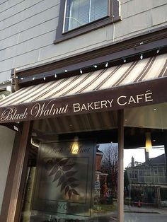 Black Walnut Bakery Cafe is a gem of a bakery in Wortley Village, London, Ontario, Canada. ...tasty, from scratch and lots of variety. What's not to love?!