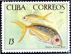 Cuba [CUB] - Fish 1965