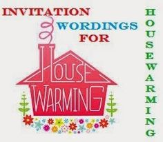 Find lots of totally unique housewarming party invitation wordings sample invitation wordings housewarming stopboris Images