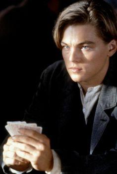 Leo as Jack Dawson in Titanic Hollywood Celebrities, In Hollywood, Johnny Depp Leonardo Dicaprio, Leonardo Dicapro, Leo And Kate, Jack Dawson, Bae, Fine Men, Most Beautiful Man