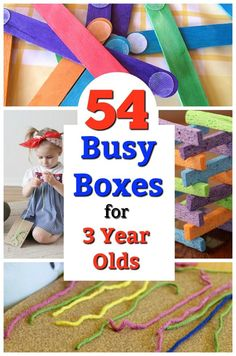 Mess Free Quiet Time Activities for 3 Year Olds! Mess free quiet time activities for preschoolers! Awesome busy boxes for 3 year olds.Mess free quiet time activities for preschoolers! Awesome busy boxes for 3 year olds. 3 Year Old Preschool, 3 Year Old Activities, Quiet Time Activities, Toddler Learning Activities, Preschool At Home, Toddler Preschool, Preschool Activities, Toddler Activity Bags, Toddler Busy Bags