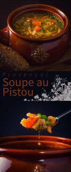 au Pistou Recipe: Soupe au Pistou is a glorious vegetable based soup ...