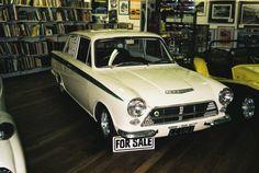 Classic Lotus Cortina