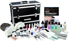 Advanced Manicuring is our newest program. We are one of the first schools in California to offer this program.