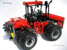 Hey everyone, So, I've been a member for a while now, but I've been too lazy to make a video and take some good pictures of my tractor. This is my first mo...