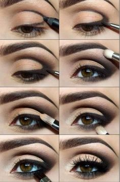 maquillaje de noche , Buscar con Google