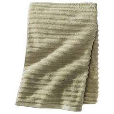 Textured 2-pc Bath Sheet -