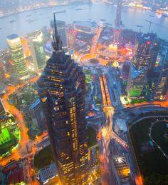 Night views of China #JetsetterCurator