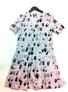 La robe dans la robe de Victoria Beckham