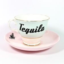 Tequila in a Teacup !