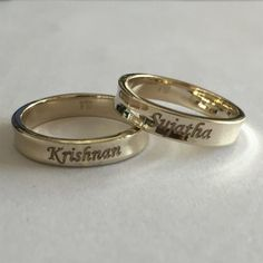 Mens Ring Designs, Gold Ring Designs, Gold Bangles Design, Wedding Ring Designs, Mens Gold Bracelets, Mens Gold Jewelry, Mens Gold Rings, Wedding Ring With Name, Wedding Rings Simple