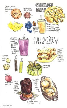 July 30th 2012Chelsea market, and Old Homestead Steak House