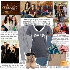 Gilmore Girls by lucy on Polyvore
