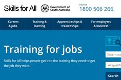 Skills for All Choosing a Job