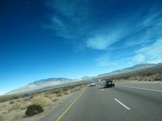 ROAD TRIP! Los Angeles to Las Vegas - not the Hills Have Eyes style though.