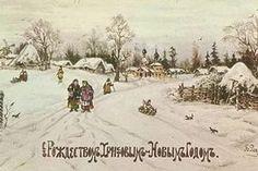 дореволюционные новогодние открытки: 6 тыс изображений найдено в Яндекс.Картинках