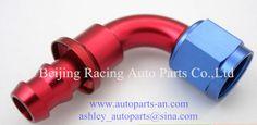 90 degree push-on type AN Fittings- AN4, AN6,AN8, AN10, AN12, AN16 Racing Auto Parts, Car Parts