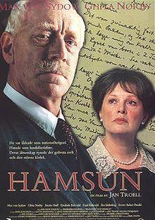 Hamsun filmen, en sterk historie om en viktig forfatter son gav meg topp karakter i norsk...;)