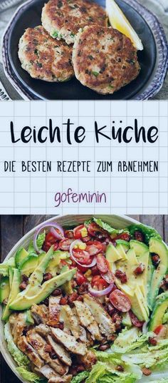 Mit unseren gesunden Gerichten kla… Easy and fast to lose a few pounds? With our healthy dishes, it works in no time. Healthy Dishes, Healthy Snacks, Healthy Eating, Healthy Life, Breakfast Food List, Breakfast Recipes, Cocina Light, Low Carb Recipes, Healthy Recipes