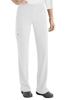 Greys Anatomy Signature April 5-pocket cargo scrub pants. Main Image
